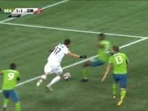 Seattle Sounders 4:1 Cincinnati