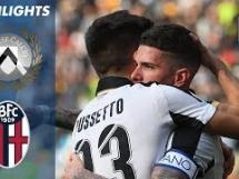 Udinese Calcio 2:1 Bologna