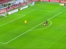 Spartak Moskwa 1:1 FK Krasnodar