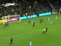 Los Angeles FC 2:1 Kansas City