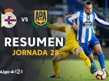 Deportivo La Coruna 2:2 Alcorcon