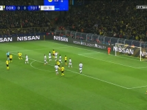 Borussia Dortmund 0:1 Tottenham Hotspur