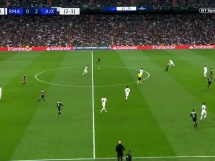 Real Madryt 1:4 Ajax Amsterdam