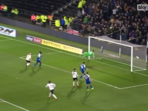 Derby County 2:1 Wigan Athletic