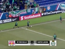 New York Red Bulls 0:2 Santos Laguna