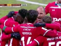 Rubin Kazan 0:1 Lokomotiw Moskwa