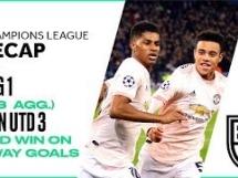PSG 1:3 Manchester United