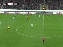 Stade Rennes 3:1 Arsenal Londyn