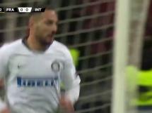 Eintracht Frankfurt 0:0 Inter Mediolan