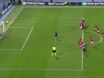 Dinamo Zagrzeb 1:0 Benfica Lizbona