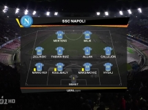 Napoli 3:0 Red Bull Salzburg
