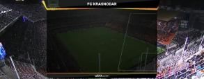 Valencia CF - FK Krasnodar