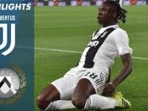 Juventus Turyn 4:1 Udinese Calcio