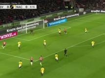 PSV Eindhoven 2:0 NAC Breda