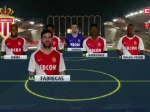 AS Monaco 1:1 Bordeaux
