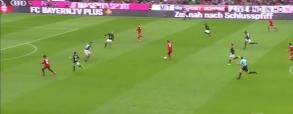 Dwa gole Lewandowskiego z Wolfsburgiem!
