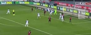 Piątek znów ratuje Milan! Bramka z Chievo!