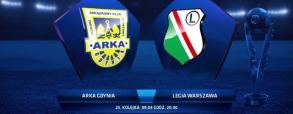Arka Gdynia - Legia Warszawa