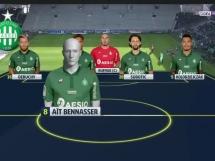 Saint Etienne 0:1 Lille
