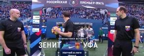 Zenit St. Petersburg - FC Ufa