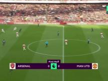 Arsenal Londyn 2:0 Manchester United