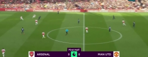 Arsenal Londyn - Manchester United