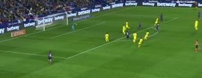 Levante UD 0:2 Villarreal CF