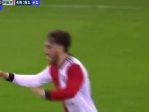 Vitesse 1:1 Feyenoord