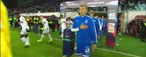 Dynamo Moskwa 0:1 Spartak Moskwa