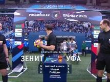 Zenit St. Petersburg 2:1 FC Ufa