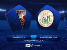 Pogoń Szczecin 0:3 Zagłębie Lubin