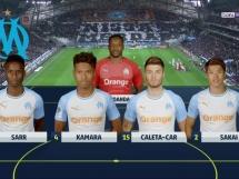 Olympique Marsylia 1:0 Nice