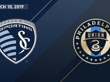 Kansas City 2:0 Philadelphia Union