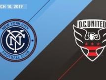 New York City FC 0:0 DC United