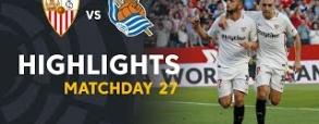 Sevilla FC 5:2 Real Sociedad