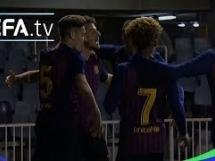 FC Barcelona U19 3:0 Hertha Berlin U19