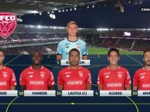 Dijon 0:4 PSG