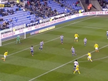Reading 0:3 Leeds United