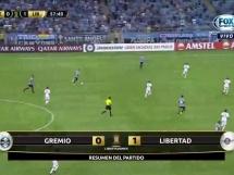 Gremio 0:1 Libertad