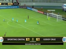 Sporting Cristal 1:1 Godoy Cruz