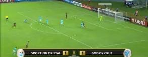 Sporting Cristal - Godoy Cruz