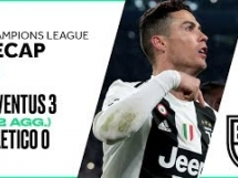 Juventus Turyn 3:0 Atletico Madryt