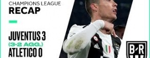 Juventus Turyn - Atletico Madryt