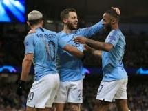 Manchester City 7:0 Schalke 04