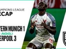 Bayern Monachium 1:3 Liverpool