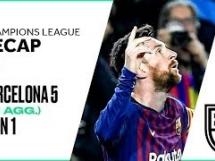 FC Barcelona 5:1 Olympique Lyon