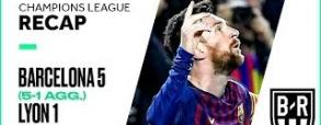 FC Barcelona - Olympique Lyon