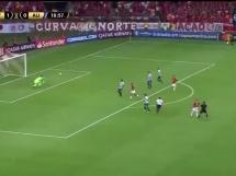 Internacional 2:0 Lima