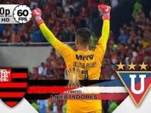 Flamengo 3:1 LDU Quito