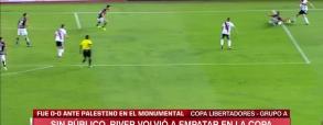 River Plate - Palestino